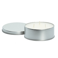 "Camco 51023 Citronella Candle Lid 4"" X 1"" 16-Hour Burn Time 3 Wicks"