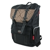 Travelers Club Bp-16818Bb Heavy Duty Scout 18 Laptop Backpack Black