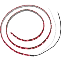 "Wesbar 54205010 Led Strip Red 36"" 54 Diodes"