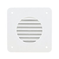 Valterra A10-3300 Battery Box Louver White Bulk