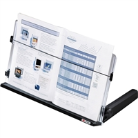 3M Dh640 In-Line Document Holder 18In Fit On Desk In Front Of Monitor
