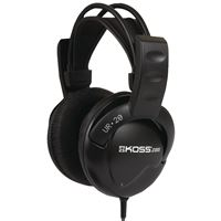 Koss-Headphones Ur20 Koss Stereo Headphones Full Size
