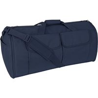 Mercury Tactical Gear 9955 Ny Code Alpha Hybrid Garment Duffel Bag Basic Navy