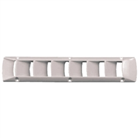 Attwood Marine 1495-1 Louvered Vent-Off White