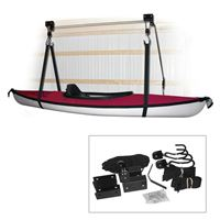 Attwood Marine 11953-4 Kayak Hoist System Black