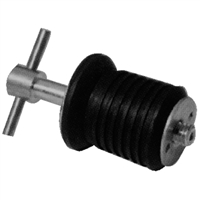 Attwood Marine 7518A3 Drain Plug S.S. T-Handle
