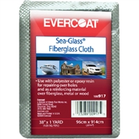 Evercoat 100912 G Cloth 44 In X 3 Yd 6 Oz.