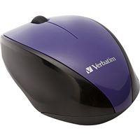 Verbatim Corporation 97994 Wireless Blue Led Optical Mouse Multi-Surface Nano
