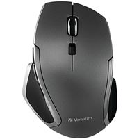 VERBATIM AMERICAS LLC 98621 WIRELESS NOTEBOOK 6-BUTTON DELUXE BLUE LED MOUSE