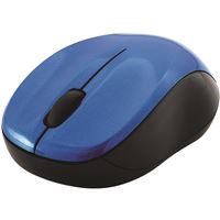 Verbatim Corporation 99770 Silent Wireless Blue Led Mouse Multi Button