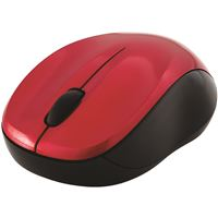 Verbatim Corporation 99780 Silent Wireless Blue Led Mouse Red Multi Button