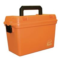 Plano 161250 Deep Emergency Dry Storage Supply Box Tray Orange