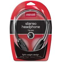 Maxell 190319 Headphones Hp-100 Budget Stereo