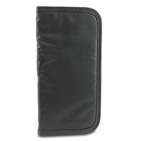 Travelon 12593-51 Luggage Safe Id Checkbook Wallet Black
