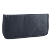Travelon 12592-510-0010- Safe Id Hack-Proof Ladies Wallet Rfid Blocking Dark