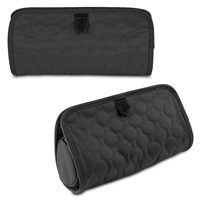 Travelon 42711-50U Jewelry And Cosmetic Clutch Removable Center Pouch Black