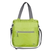 Travelon 42815-410 Lightweight Folding Crossbody Tote Lime