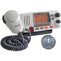Cobra MRF77WGPS CLASS D 25 WATT IPX8/JIS8 SUBMERSIBLE VHF MARINE RADIO GPS IN