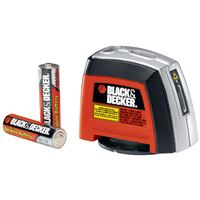 Black+Decker Bdl220S Laser Level Wall Mount