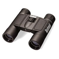 Vista19 132516 Bushnell Powerview 10X25Mm Binoculars Black Roof Prism Compact