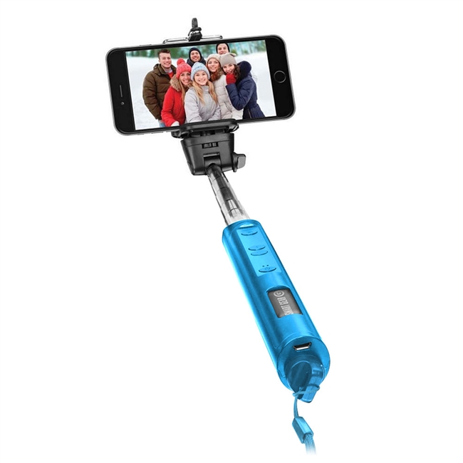 Smart Gear Stg-6060-Jb 40 Bluetooth Telescoping Extendable Monopod Selfie Stick
