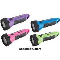 Dorcy 41-2511 3Aa 4 Led Floating Flashlight Asst Colors