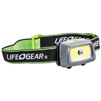 Life+Gear 41-3912 330Lm Cob Advntr Headlamp