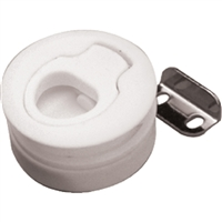 Sea-Dog Line 228120-1 Nylon Slam Latch White