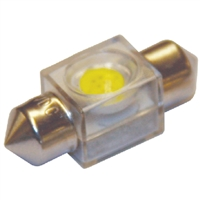 Sea-Dog Line 442142-1 2 Led Sealed Festoon Blb1-5/8""