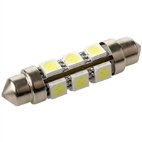 Sea-Dog Line 442436-1 6 Led Festoon Bulb 1-1/2""