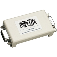 TRIPP LITE DATA CENTER DB9 Network In-Line Dataline Surge Protector 120V / 230V