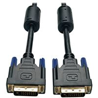TRIPP LITE CABLES AND CONNECTI P560-010 10ft DVI Dual Link Digital TMDS Monitor