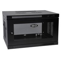 Tripp Lite Srw6U Smartrack 6U Wall-Mount Rack Enclosure Cabinet Walls And Door