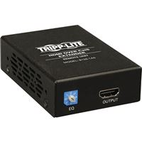 TRIPP LITE B126-1A0 HDMI OVER CAT5/CAT6 ACTIVE VIDEO EXTENDER REMOTE 1080P 60HZ