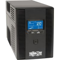 TRIPP LITE SMART1300LCDT 1300VA UPS SMART LCD BACK UP TOWER AVR 120V USB COAX
