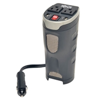 Tripp Lite Master-Power Pv200Cusb 200W Ultra Compact Car Inverter Cup Holder 2