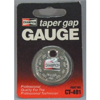 Champion Spark Plugs CT-481 Plug Gap Tool Ct481