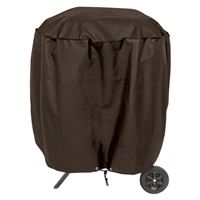 True Guard 100538851 Kettle/Smoker Style 600 Denier Rip Stop Grill Cover