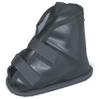 Duro-Med 530-6049-0221 Vinyl Cast Boot Black