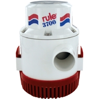 Rule 14A-6UL Bilge Pump-3700 Gph Ul Listed