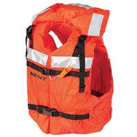 Kent Sporting Goods 100400-200-004-16 Type 1 Commercial Adult Life Jacket Vest
