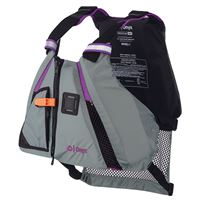 Onyx Outdoor 122200-600-060-18 Movevent Dynamic Paddle Sports Vest Purple/Grey