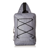 Buxton Th425 Thor Sling Waterproof Utility Hiking Daypack Backpack Gray