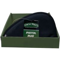 Uncle Mike'S 52211 Bk Md Pistol Rug