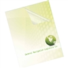 Fellowes 5242401 Binding Covers Pet Ultra Letter Size Clear7Mil 100Pk