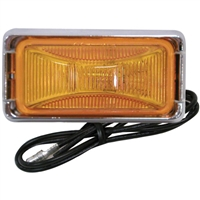 Anderson Marine E150KA Clearance Light Mount-Amber