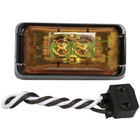 Anderson Marine V153KA Led Clearance Light Amber