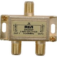 Rca Dh24Spe 2.4Ghz 2Way Dgtl Splitter