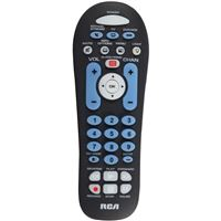 Voxx Rcr313Be Rcr313Br 3 Device Univ Remote Blk Streaming Dual Navigation Bo