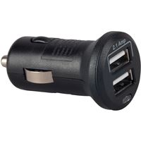 Voxx Minime2Z Usb Car Charger 2 Outlet